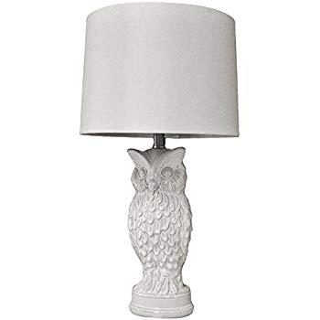 Owl Lamp 27 QGZCVNJ