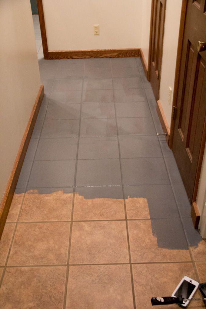 painted tile floors QRNRPGV