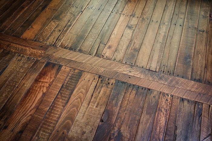 pallet wood floor pallet wood flooring - icreatived JCWXZQA
