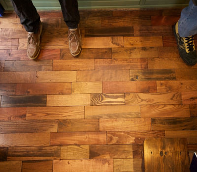 pallet wood floor wooden pallet flooring NGHLXXV