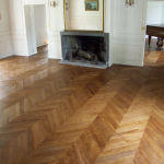 Three ways to decorate your parquet floor in style