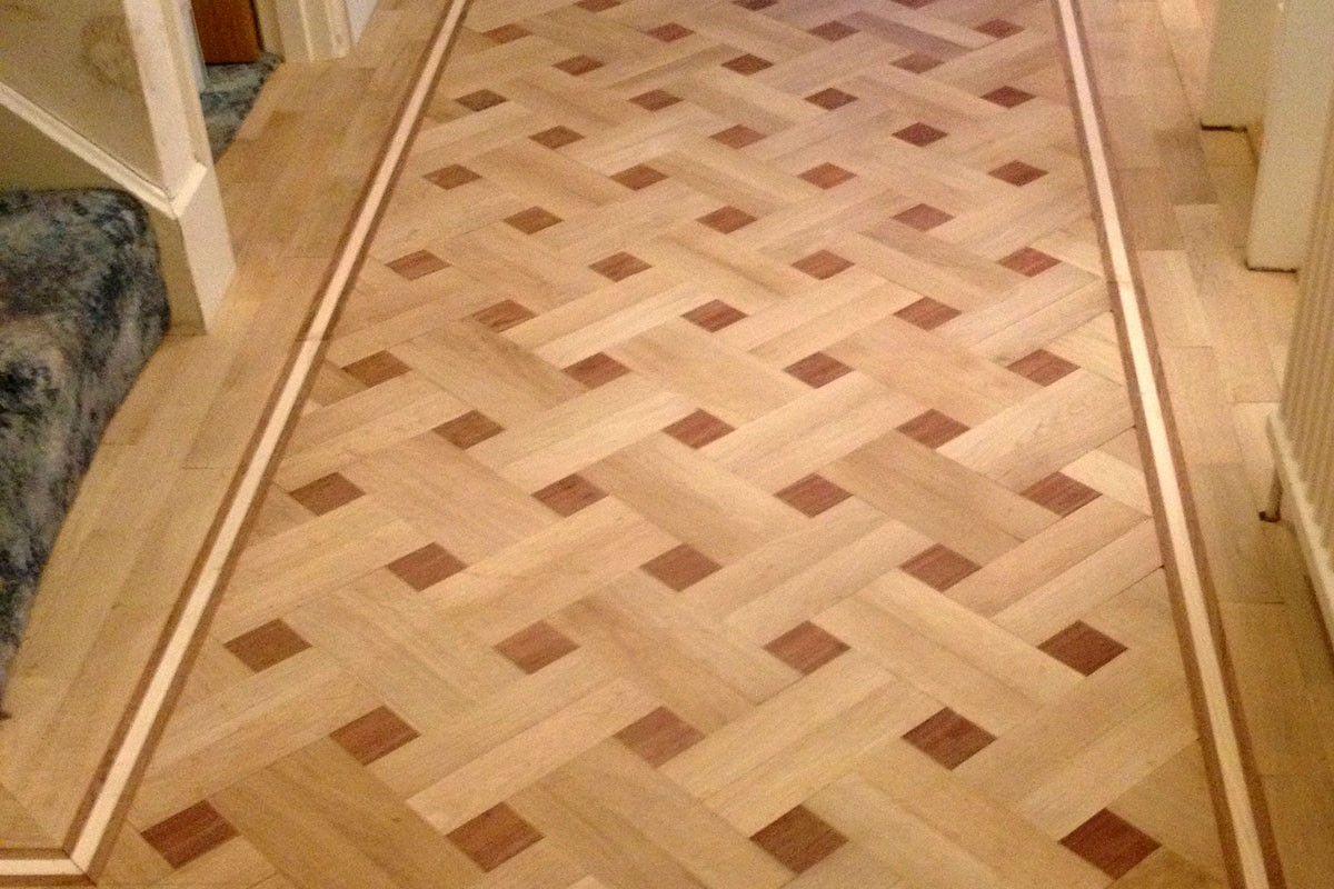 parquet floor fitting JYBPNOK