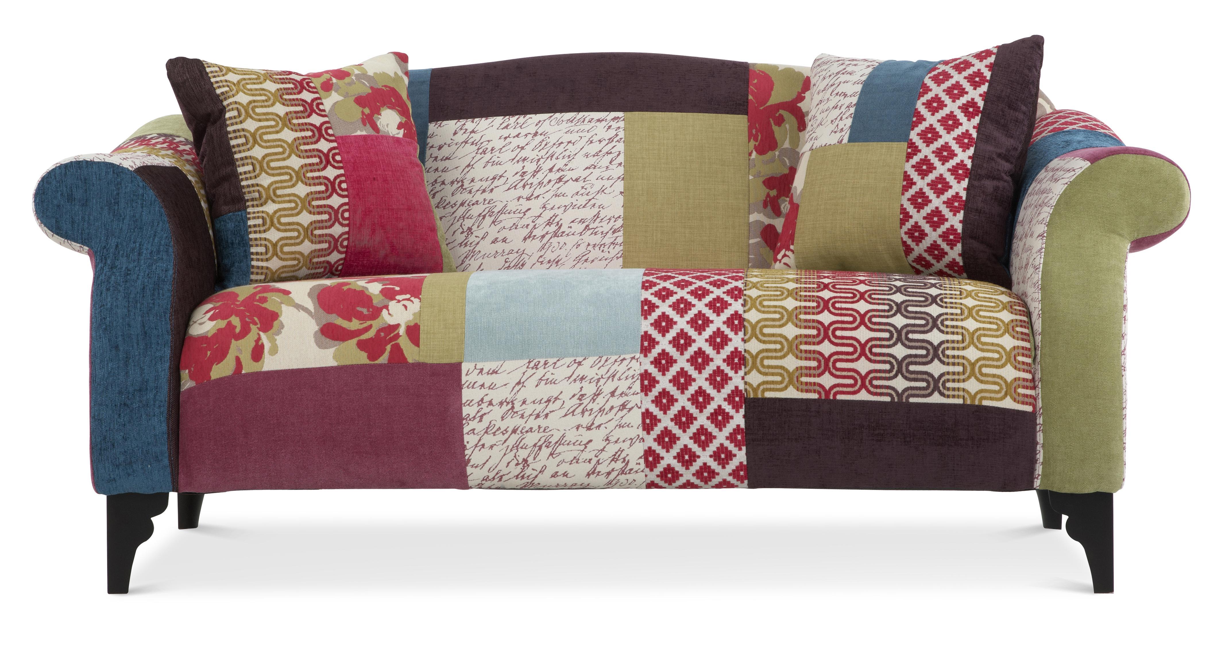 Patchwork Sofa shout midi sofa shout patchwork dfs GCTCWAW