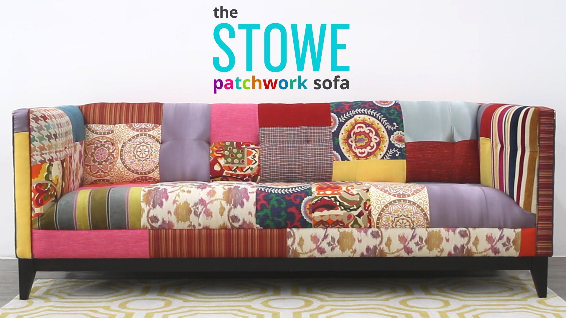 Patchwork Sofa stowe patchwork sofa HJWWNKS