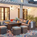 Patio rugs – buying and using