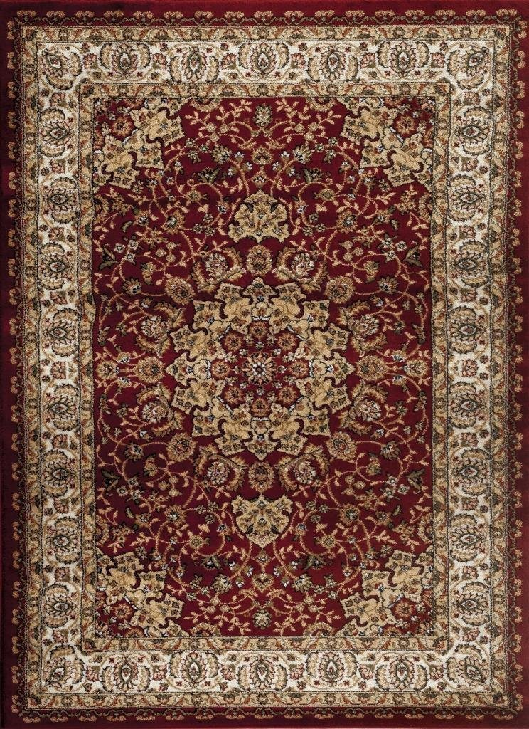 persian rugs red isfahan oriental classic rugs | bargain area rugs ... CRBQISP