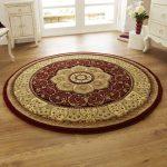 Wonderful ideas of circular rugs
