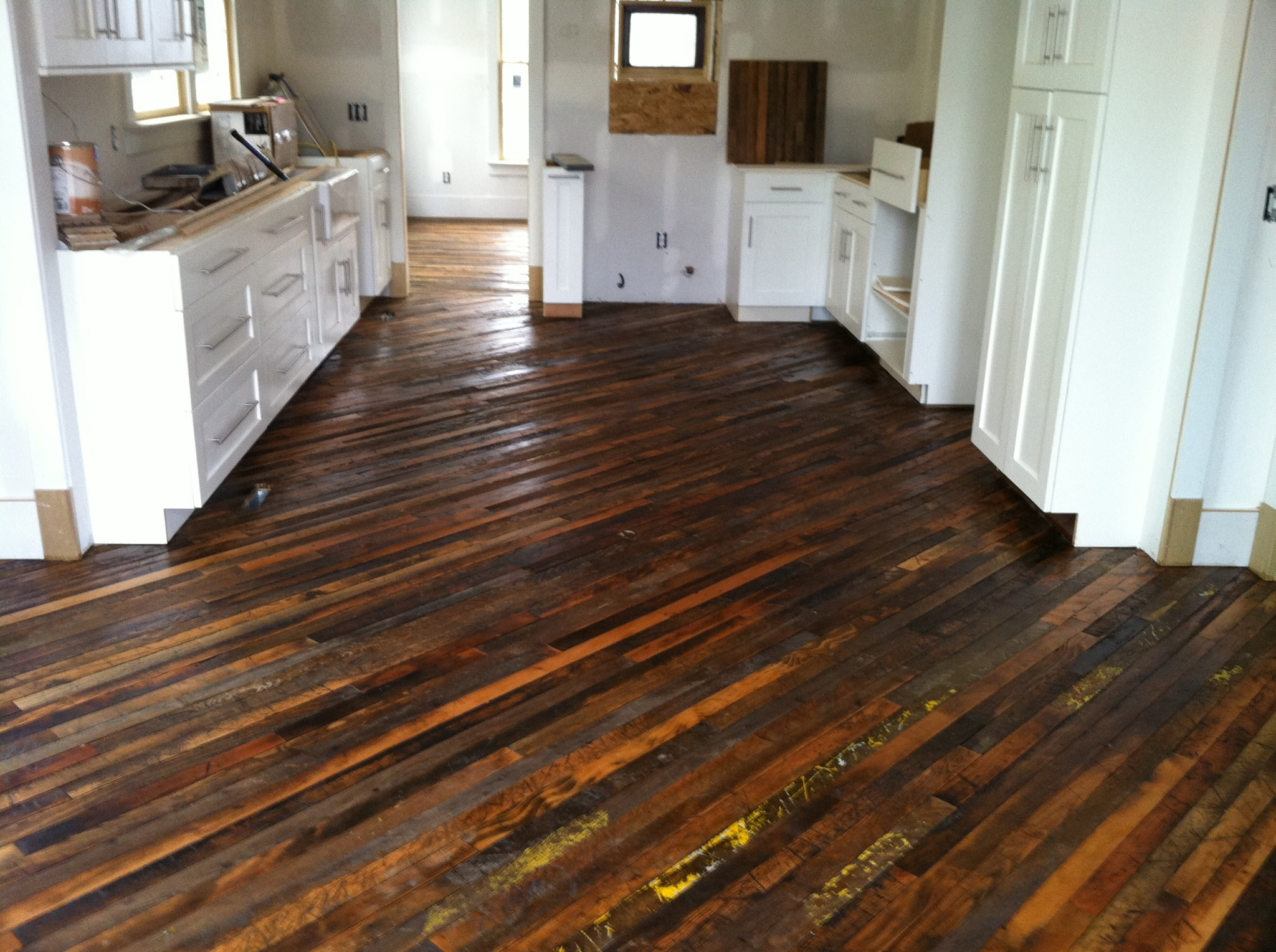 reclaimed wood floors you ... MTLDSWW