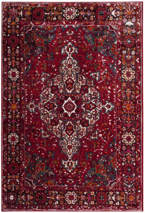 Red rugs rug vth222a - vintage hamadan area rugs by safavieh YSGAQYN