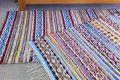 Characteristics of rag rugs