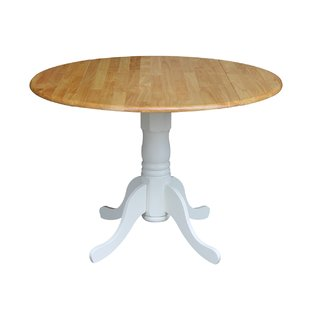 Round Pedestal Dining Table pedestal white kitchen u0026 dining tables CFTJIFB