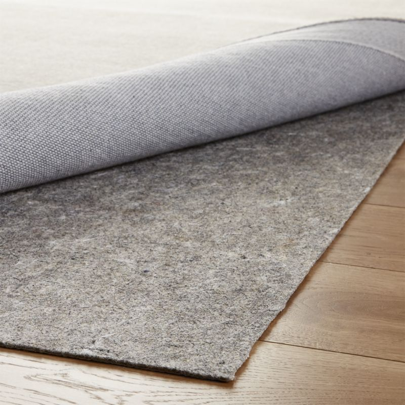 rug pad for carpet multisurface thin rug pad | crate and barrel SOJOBCX