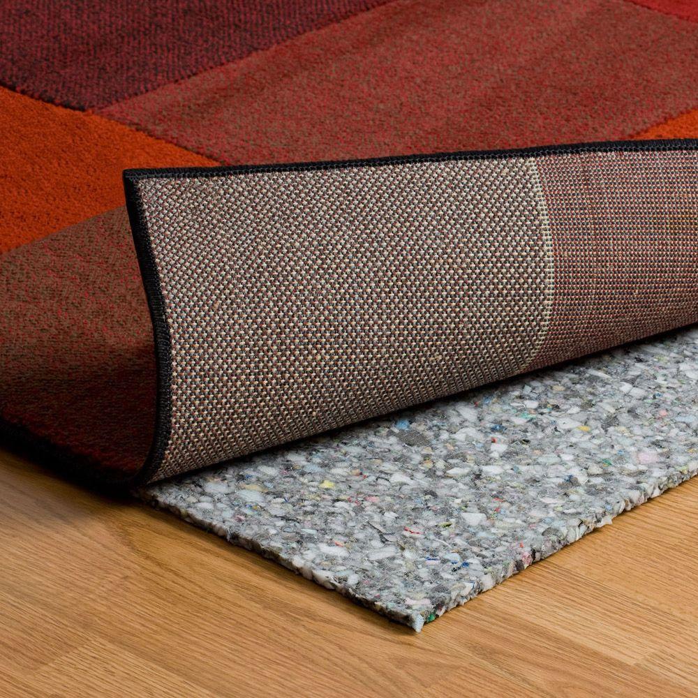 rug pads density premium plush rug pad RBPCZKI