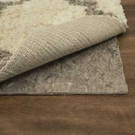 rug pads mohawk home 2-ft x 8-ft mhome rug pad SDBUXRL