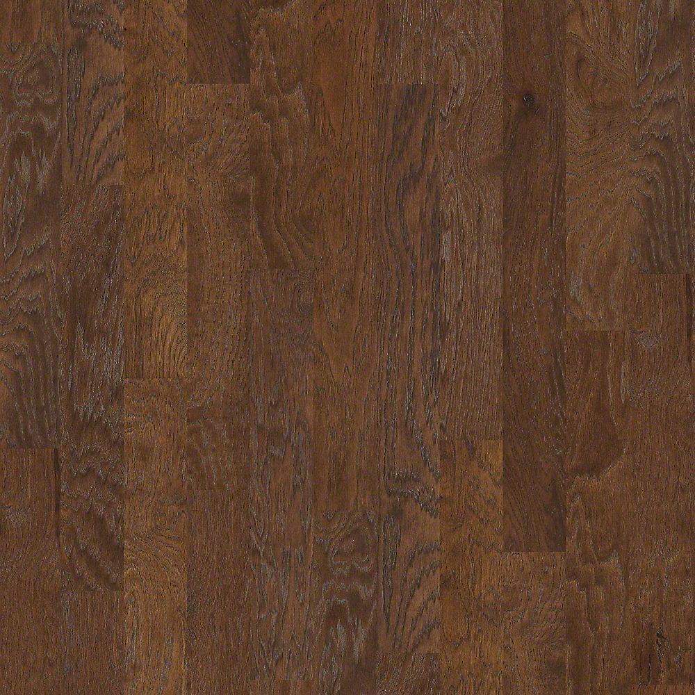 shaw hardwood shaw riveria vintage hickory 3/8 in. x 5 in. wide x 47.33 FCJOROM