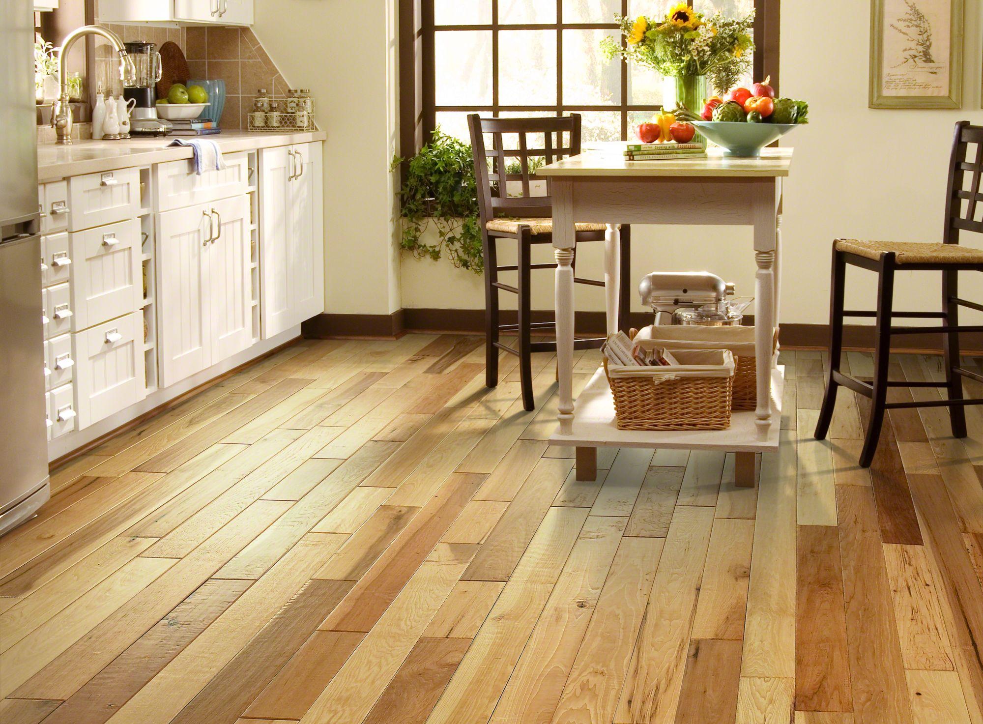 Quality wooden flooring: shaw hardwood