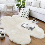 Sheepkin rugs for someone who enjoys sophistication and comfort
