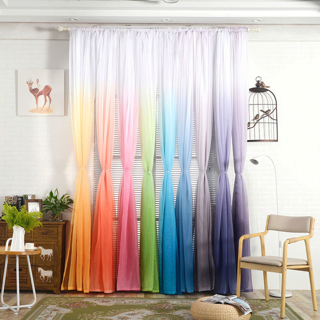 Get a makeover of your room with Sheer Curtain