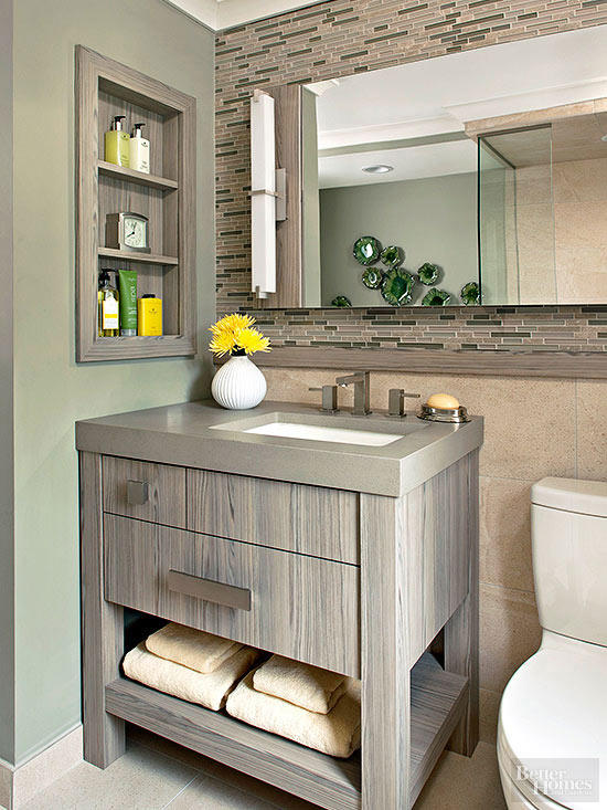 Fixing Small Bathroom Vanities in Small Spaces