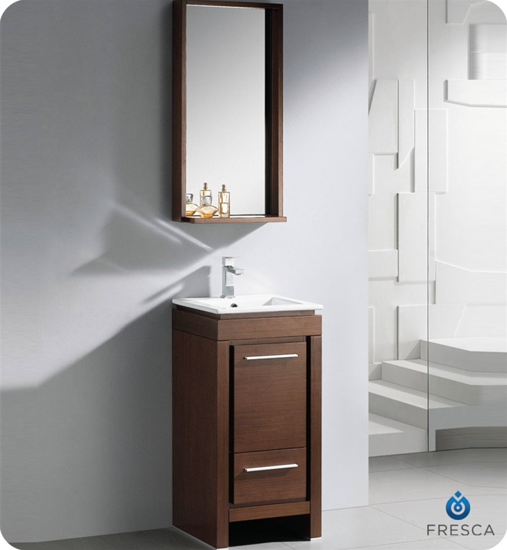 Small Bathroom Vanities fresca allier bathroom vanity ... LNXUSYJ