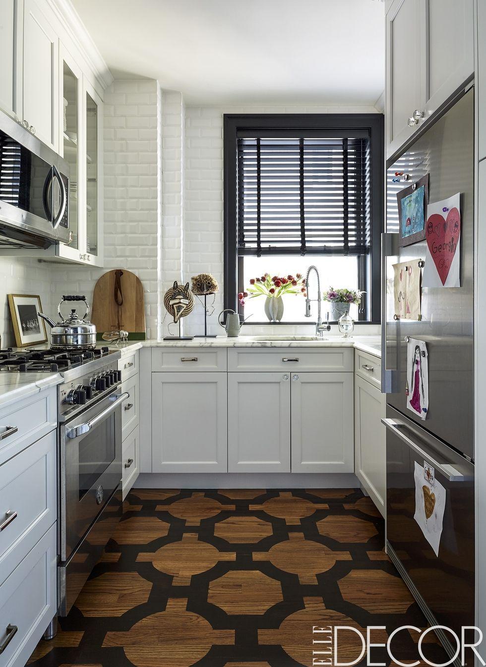 Small Kitchen Design 50+ small kitchen design ideas - decorating tiny kitchens ETGUAYW