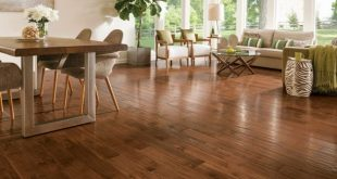 solid wood flooring american scrape TUDWIRS