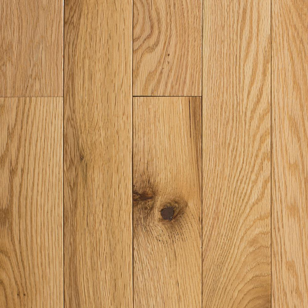 solid wood flooring blue ridge hardwood flooring red oak natural 3/4 in. thick x 5 in CVHUBLT