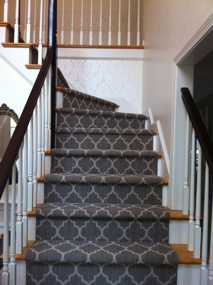 Stair Carpet Runner Pattern RAMPJLU