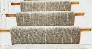 stair runners a simple runner could make your stairs look amazing. -prestige -ravine  @thecarpetworkroom MHSIAAU