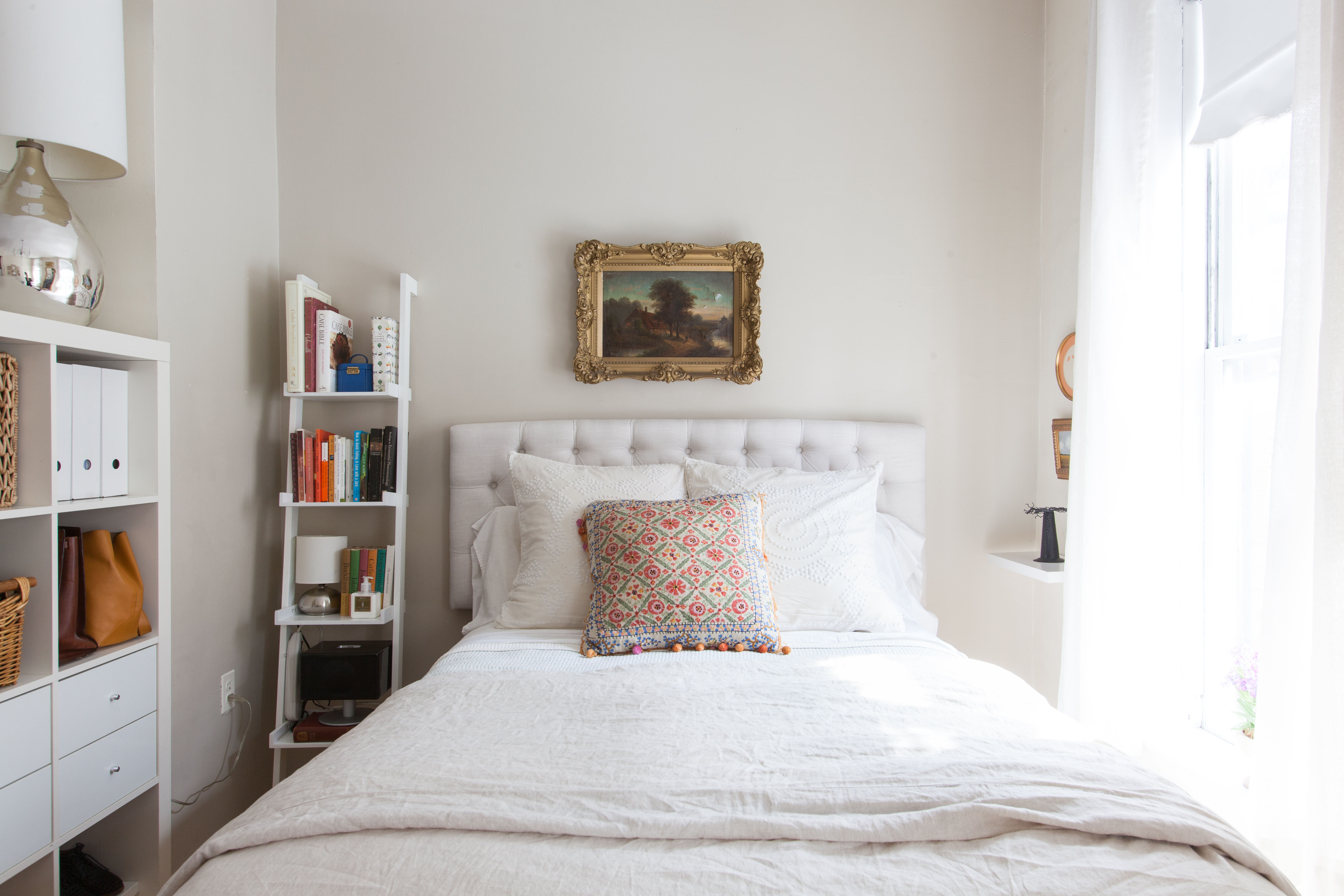 Storage Solutions for Bedroom tour a very small but super sweet 190-square-foot studio YDSRWNY
