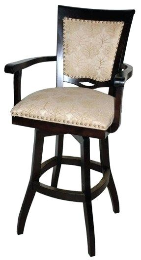 Swivel Bar Stools With Arms ... swivel bar stools with arm. associates ... VYXUGAD