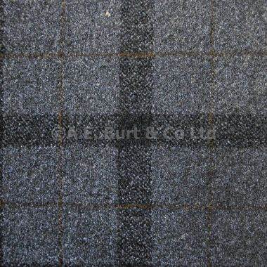 tartan carpet remnants by burts carpet remnants lucca tartan plaid grey brown 5.50m x 4.00m FFQJKFP