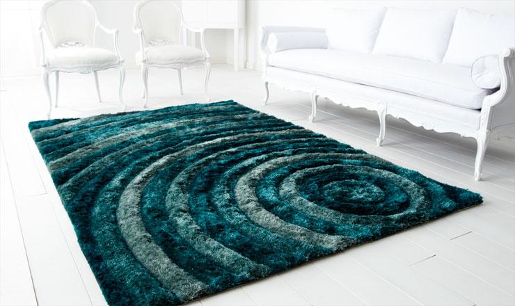 teal area rug 6×8 BMVVPVC