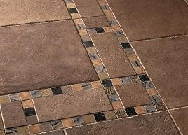tile floor patterns border on tile floor NAXWYGE