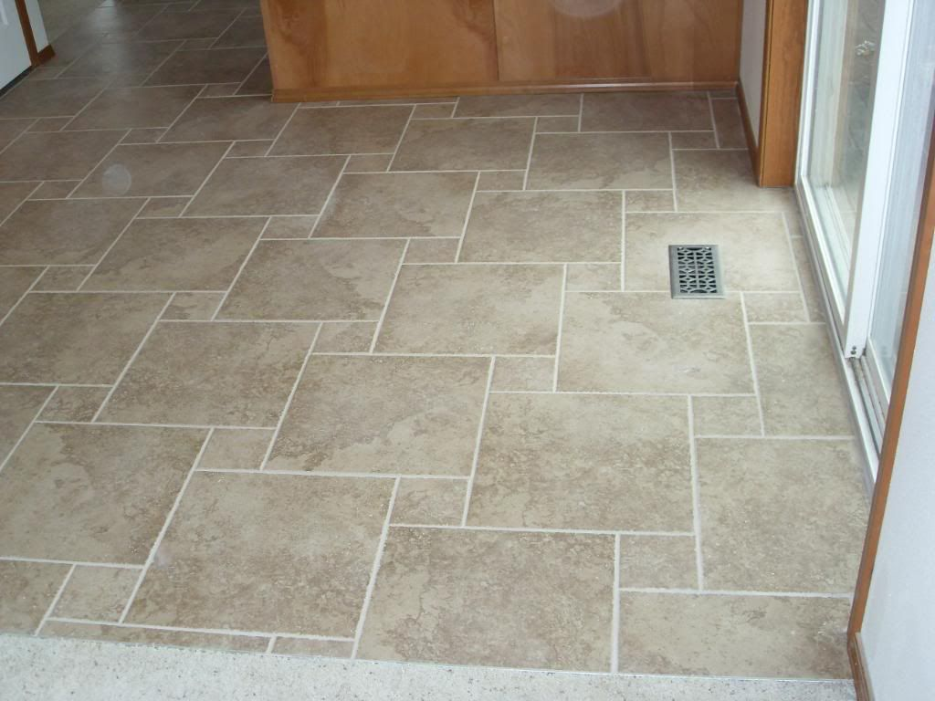 Use tile floor to make your home look gorgeous