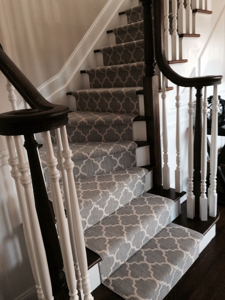 tips to how to choose a stair carpet runner LTVTRIW