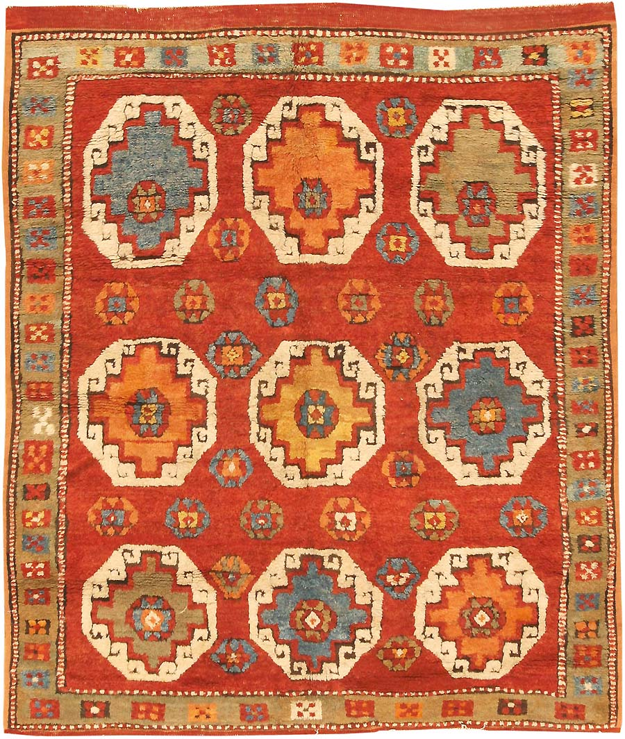 turkish rugs antique tribal turkish konya rug 3091 by nazmiyal CPBMFRP