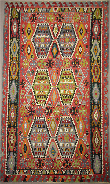 turkish rugs vintage large turkish kilim rugs london uk r7859 IFSOHVB
