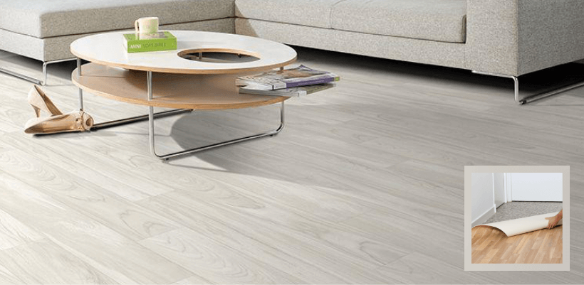 Customize your floorings with vinyl floor