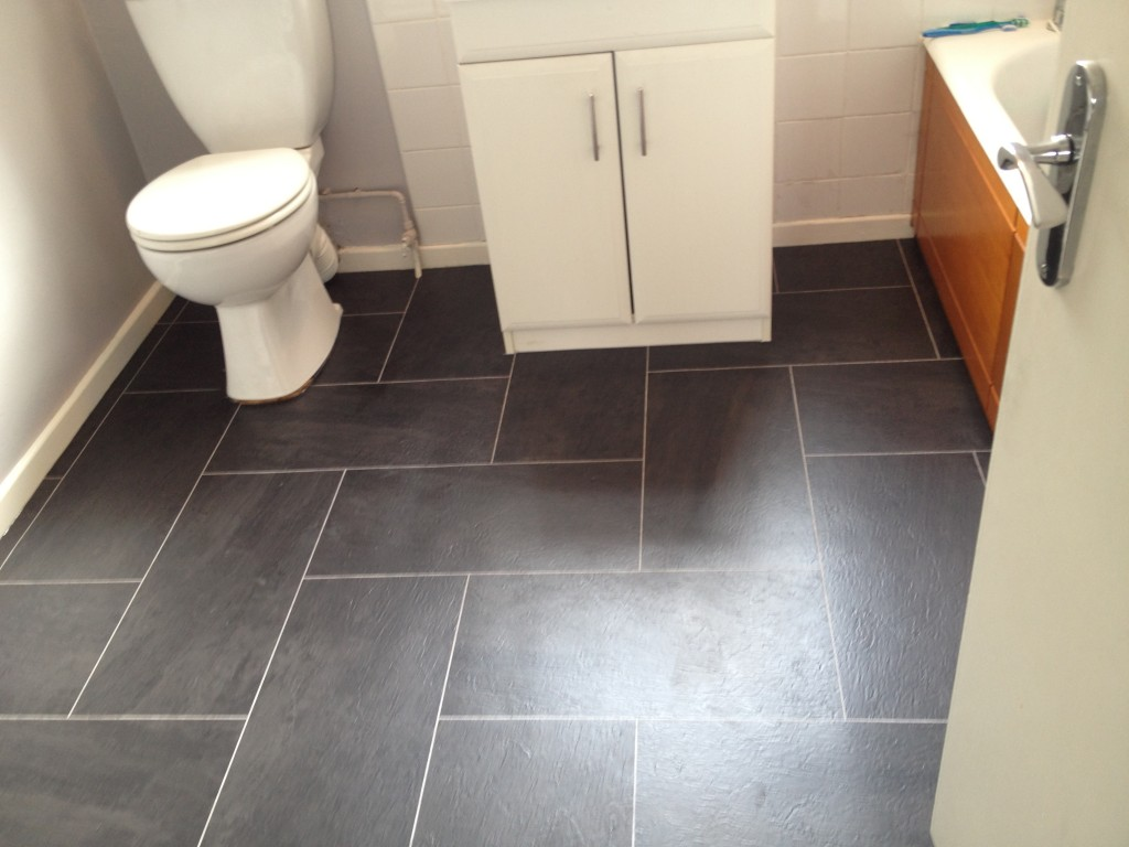 vinyl tile flooring bathroom tile ... GRYPQHV