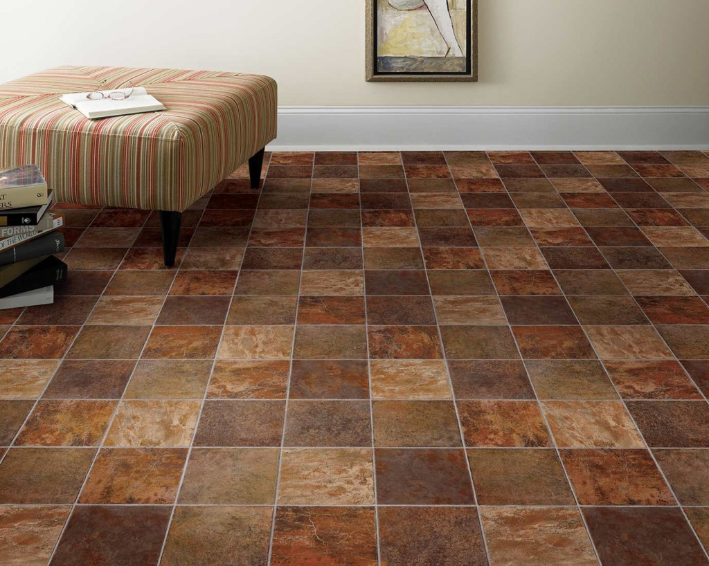 vinyl tiles flooring how to lay a vinyl tile floor express flooring tile look vinyl click HUGBPMU