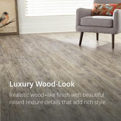 vinyl wood flooring handscraped UJNTIVY