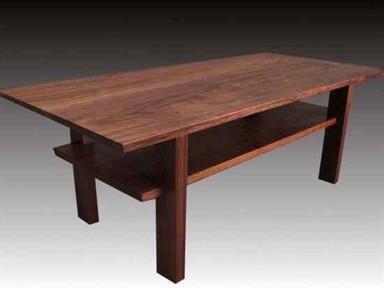 walnut coffee tables alternative views: TZFSFUC