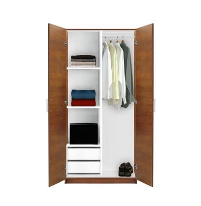 Wardrobe Closet wardrobe closet half and half MDHXLKH