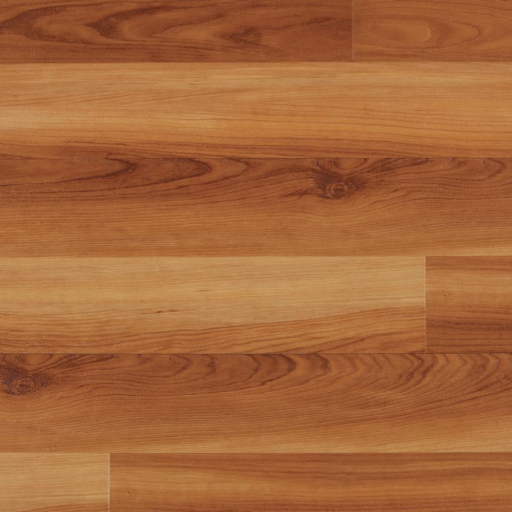 warm cherry 7.5 in. x 47.6 in. luxury vinyl plank flooring ... LKCCJLW
