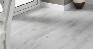 white laminate flooring this lovely white laminate floor looks just like freshly-fallen snow! NODFRTJ