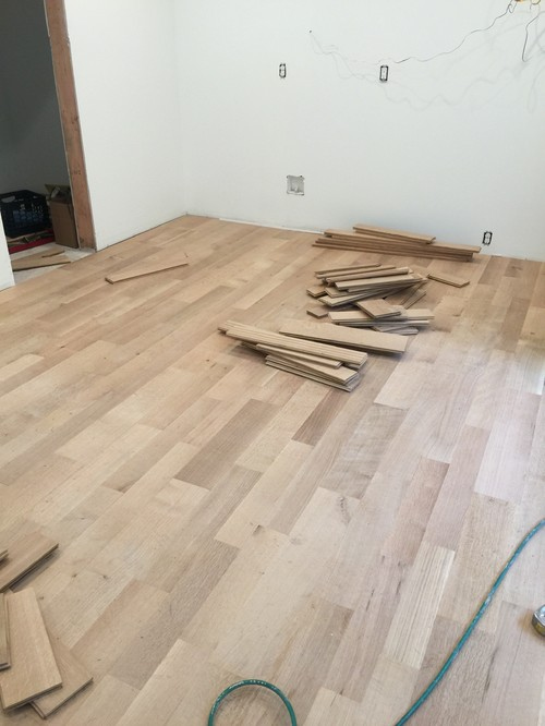 white oak flooring unfinished white oak floors MYYRQTU