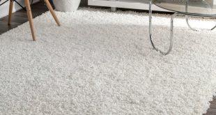 white rugs welford white shag area rug LQXWBDO