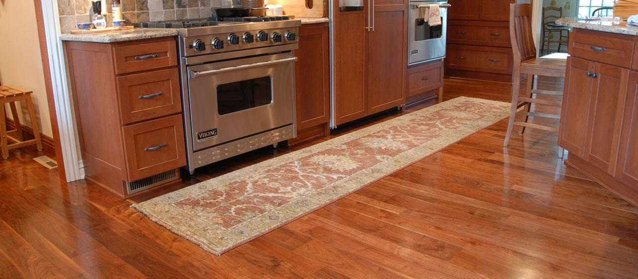 wide plank hardwood flooring american hardwood floors - premium walnut BMOJPCT