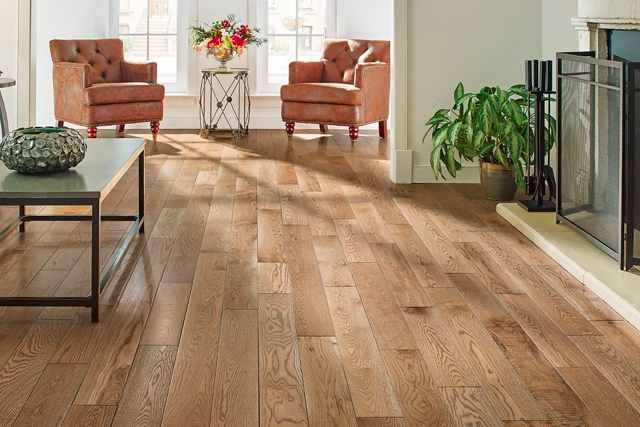 Few tips on hardwood flooring installation